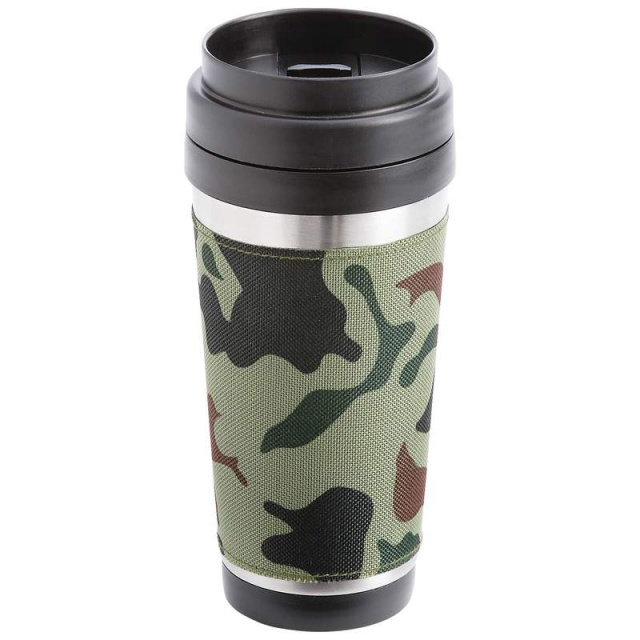 Maxam® 16oz Stainless Steel Double Wall Travel Tumbler