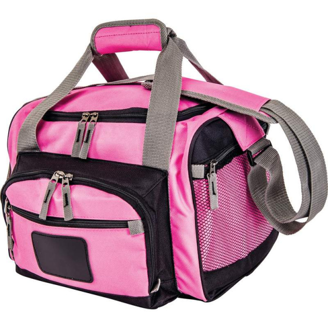 Extreme Pakâ?¢ Pink Cooler Bag with Zip-Out Liner