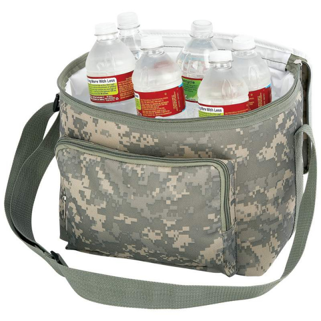 Extreme Pakâ?¢ Digital Camo Water-Resistant, Heavy-Duty Cooler Bag