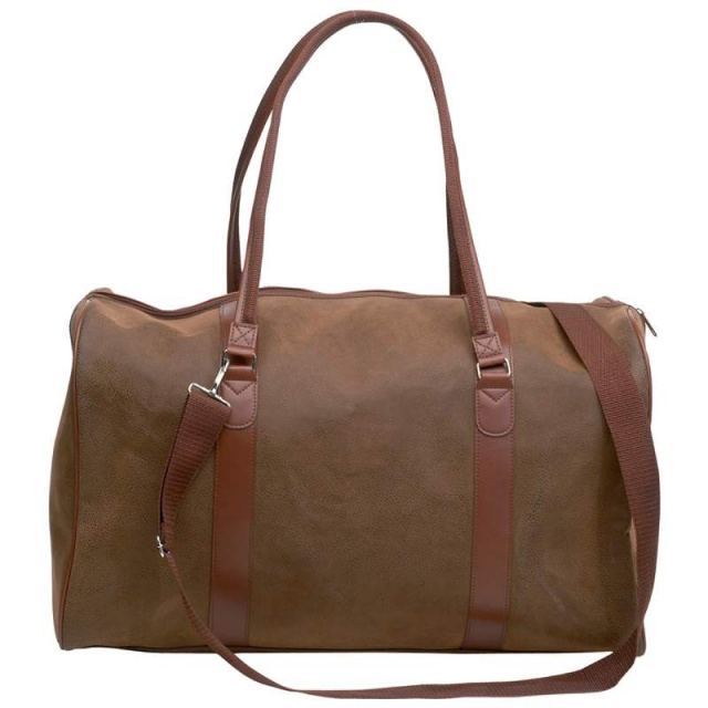 """Embassyâ?¢ Travel Gear Faux Leather 21"""" Tote Bag"""